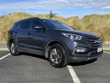 2016 Hyundai Santa Fe Hyundai Santa Fe 2.4 PE