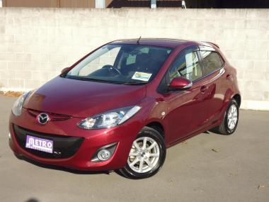 2013 Mazda Demio SkyActiv