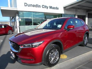 2018 Mazda CX-5 GSX DSL 2.2D/4WD/6AT