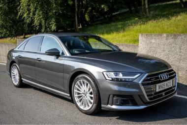 2019 Audi A8 5.0 TDI Quattro S Line New Model