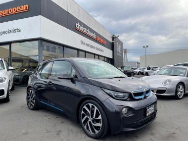 2014 BMW i3 Range Extender Semi-Electric