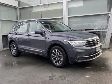 2021 Volkswagen Tiguan Life 2WD Petrol Auto