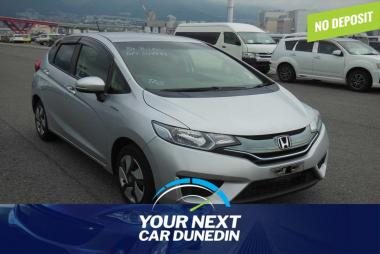 2015 Honda Fit Hybrid No Deposit Finance