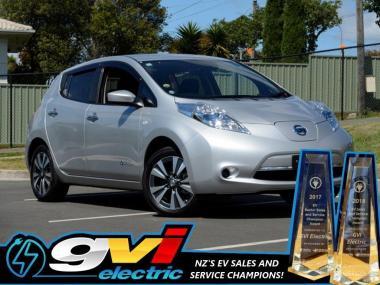 2017 Nissan Leaf 30X 30kWh * 180kms Range! * Fuel