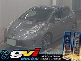 2014 Nissan Leaf 24X Autech Aero 11Bars Start livi