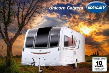 2017 Bailey Unicorn Cabrera