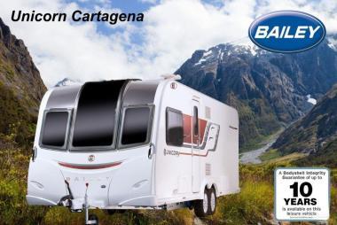 2017 Bailey Unicorn Cartagena