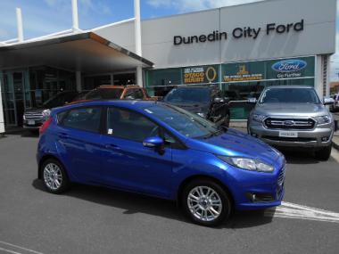 2014 Ford FIESTA TREND 1.5 Petrol hatch auto