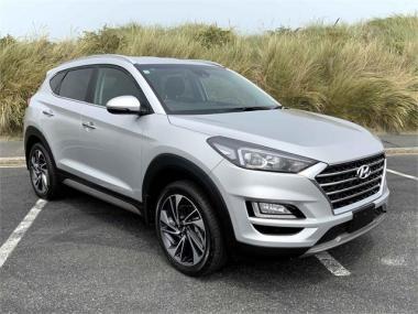 2021 Hyundai Tucson 2.0 CRDi A8 Elite PE