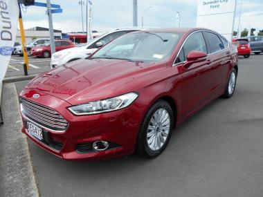 2016 Ford MONDEO TREND 5DR PETROL 2.0