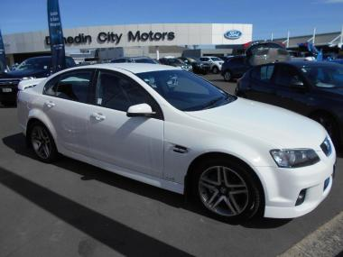 2012 Holden Commodore Sv6 Series 11 Auto Sedan