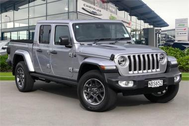 2021 Jeep Gladiator Overland 3.6Lt Petrol