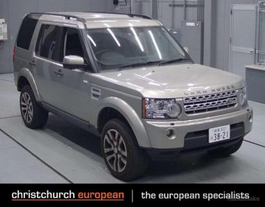 2011 LandRover Discovery 4 5.0 V8 HSE High-Spec 7