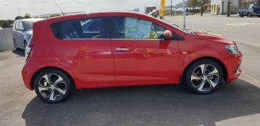 2018 Holden Barina LT 1.6P/6AT