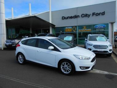 2018 Ford FOCUS Trend 1.5 Petrol Auto Hatch