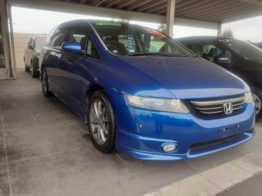 '05 Honda Odyssey