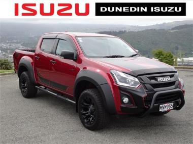 2019 Isuzu D-Max LS 4WD Auto Shadow Edition