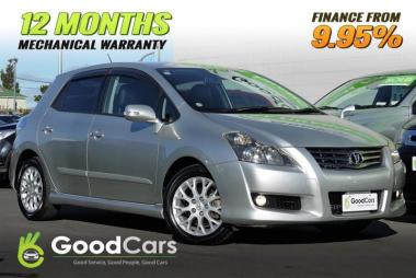 2007 Toyota BLADE G LEATHER, BLUETOOTH