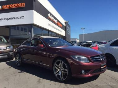 2007 MercedesBenz CL550 New Shape 5.5 V8 Coupe