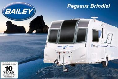 2018 Bailey Pegasus Brindisi