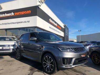 2018 LandRover Range Rover Sport SDV6 HSE Dynamic