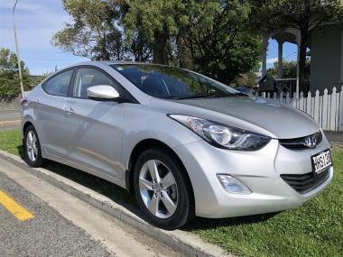 2014 Hyundai Elantra 1.8