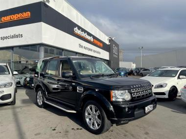 2010 LandRover Discovery 4 5.0 V8 HSE 7 Seater