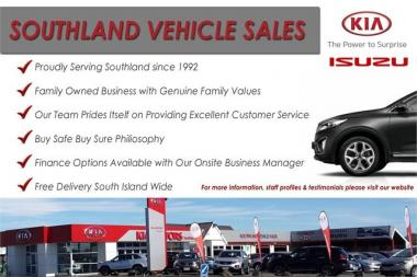 Southland Vehicle Sales Drivesouth New Used Cars Motoring News