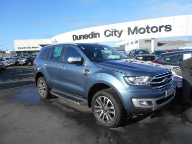 2019 Ford EVEREST TITANIUM 2.0 bi Turbo diesel 4WD