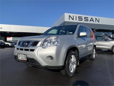 2012 Nissan X-Trail 2.5 St-L Cvt