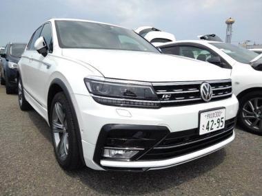 2017 Volkswagen Tiguan R Line TSI New Model