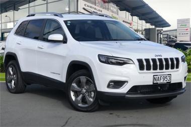 2020 Jeep Cherokee Limited 3.2Lt Petrol