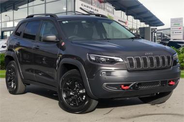 2021 Jeep Cherokee Trailhawk 3.2Lt Petrol