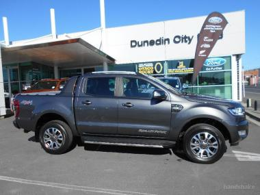 2018 Ford RANGER R49  WILDTRAK  3.2D