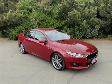 2015 Ford Falcon Xr6 Sedan Auto 4.0P
