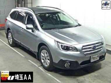 2016 Subaru Outback 2.5lt Eyesight 4WD