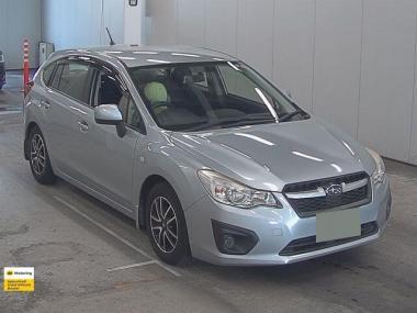 2012 Subaru Impreza SPORT 1.6I
