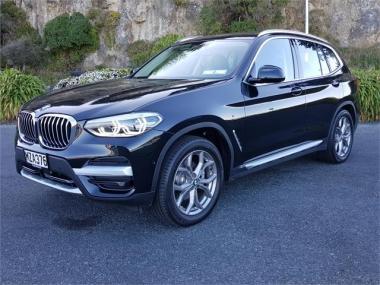 2020 BMW X3 Series G01 SAV xDrive20d xLine +Innova