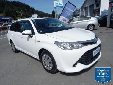 2015 Toyota Corolla Fielder Hybrid Facelift No Dep