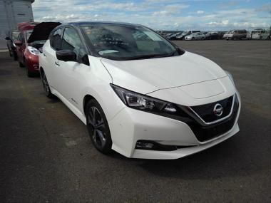 2020 Nissan Leaf G 40KW