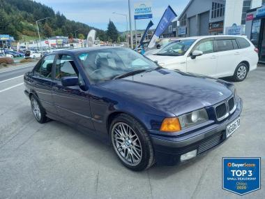 1996 BMW 323I Low Km's No Deposit Finance
