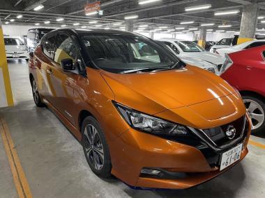 2020 Nissan Leaf e+ G 62kw