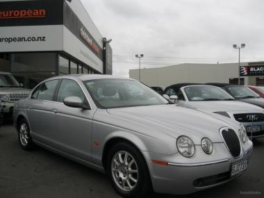 2004 Jaguar S Type 2.5 V6 2nd Generation