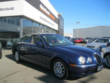 2003 Jaguar S Type 2.5 SE Facelift