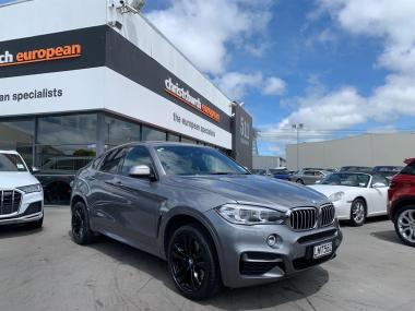 2015 BMW X6 50d Triple Turbo Motorsport Coupe