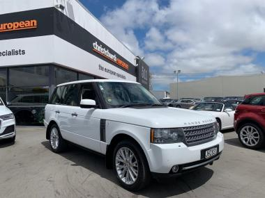 2015 LandRover Range Rover Vogue 4.4 TDV8 8 Speed