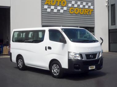 2012 Nissan Caravan NV350 Coach 10 seater