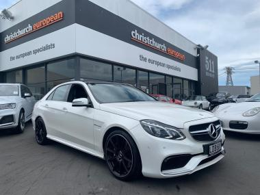2015 MercedesBenz E63 5.5 V8 Bi-Turbo Facelift Sed