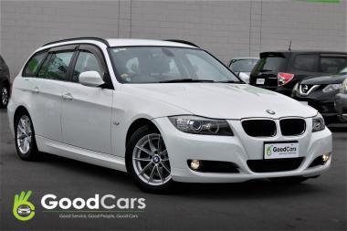 2012 BMW 320i LCI Facelift
