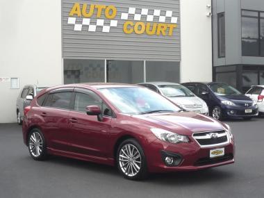 2013 Subaru Impreza 2.0i-S 2WD